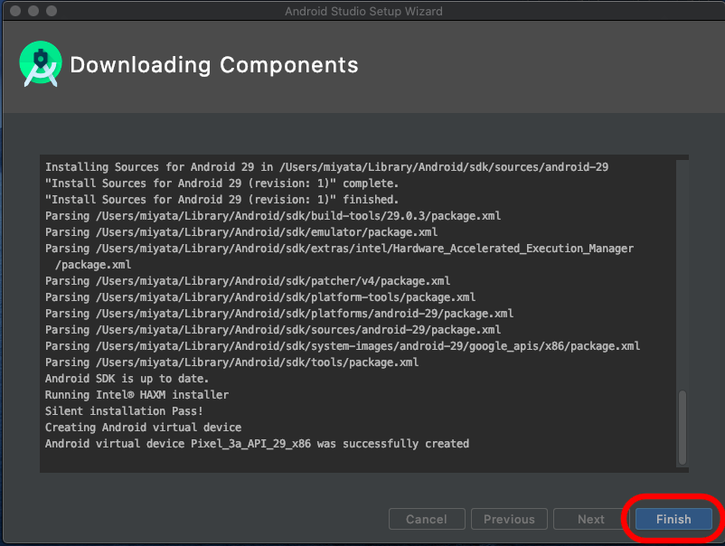 Downloading Component